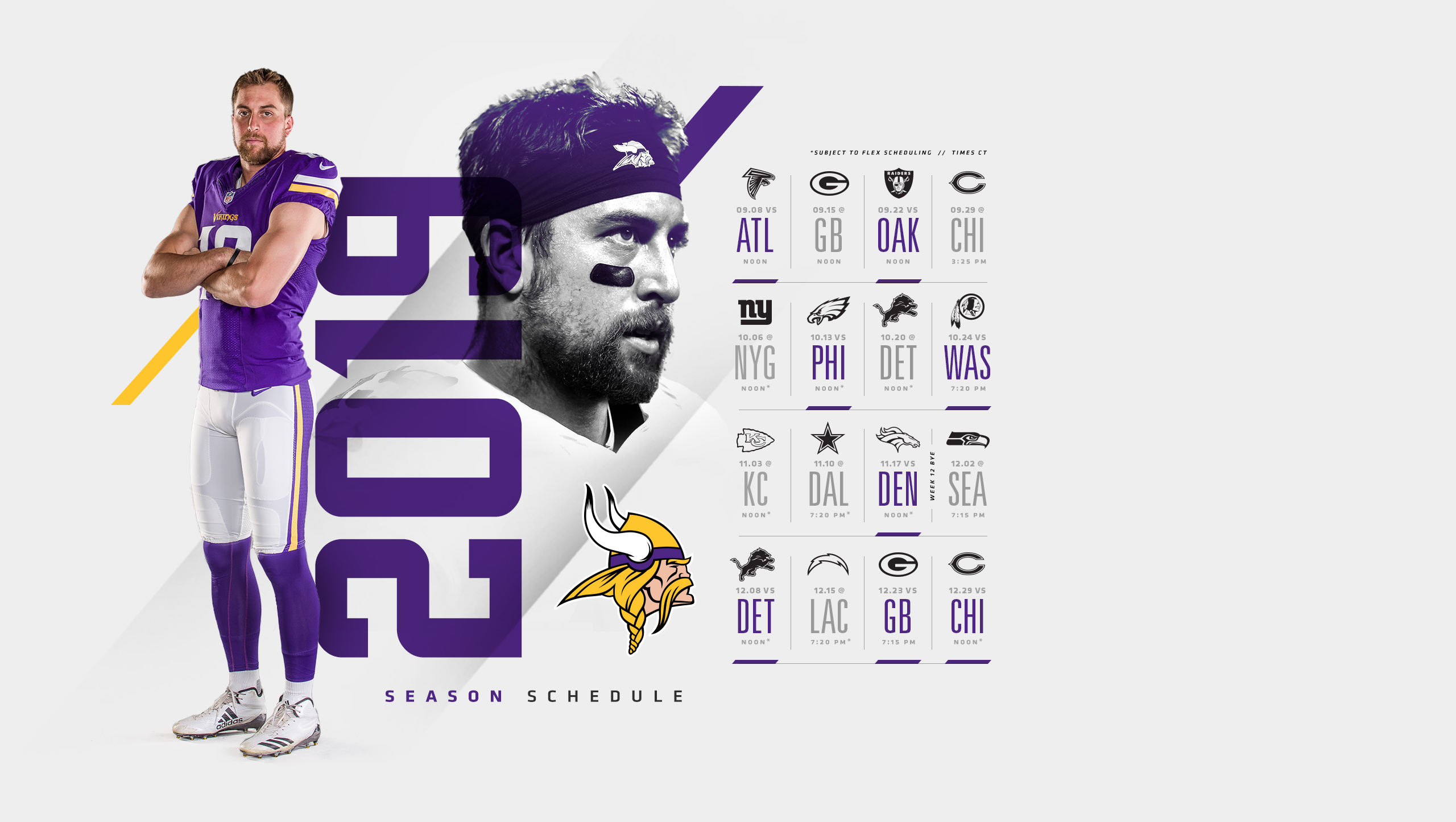40 Minnesota Vikings 2019 Wallpapers On Wallpapersafari