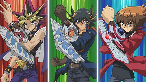 Yu Gi Oh Duel Monster Gx 1 Desktop Background   Trendy Wallpapers 500x281