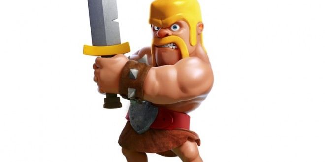 Barbarian Clash Of Clans Clash of clans barbarian king 660x330