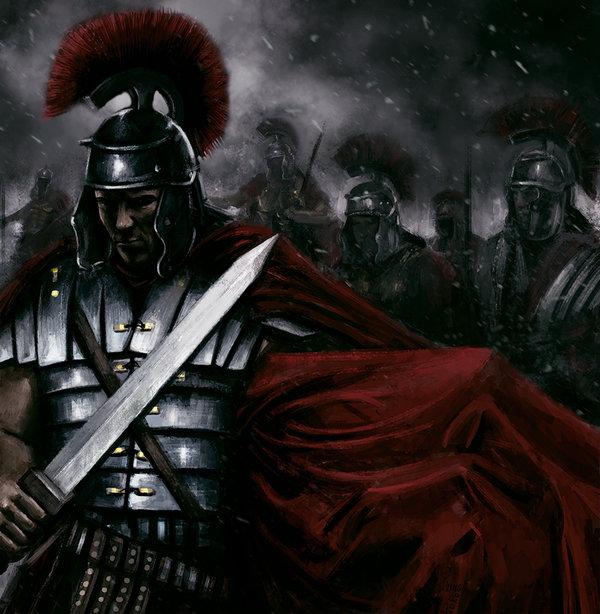 Free Download Roman Legionnaire Art Rome Total War By