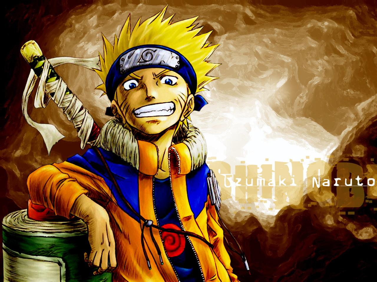 Muryou Anime Wallpaper gt Naruto gt Uzumaki Naruto 1280x960