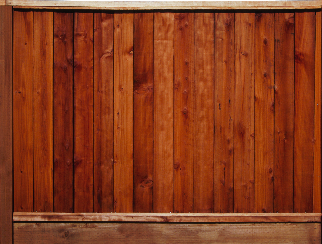 Wood Fence 3D Textures Pack with Transparent Backgrounds High 1352x1024