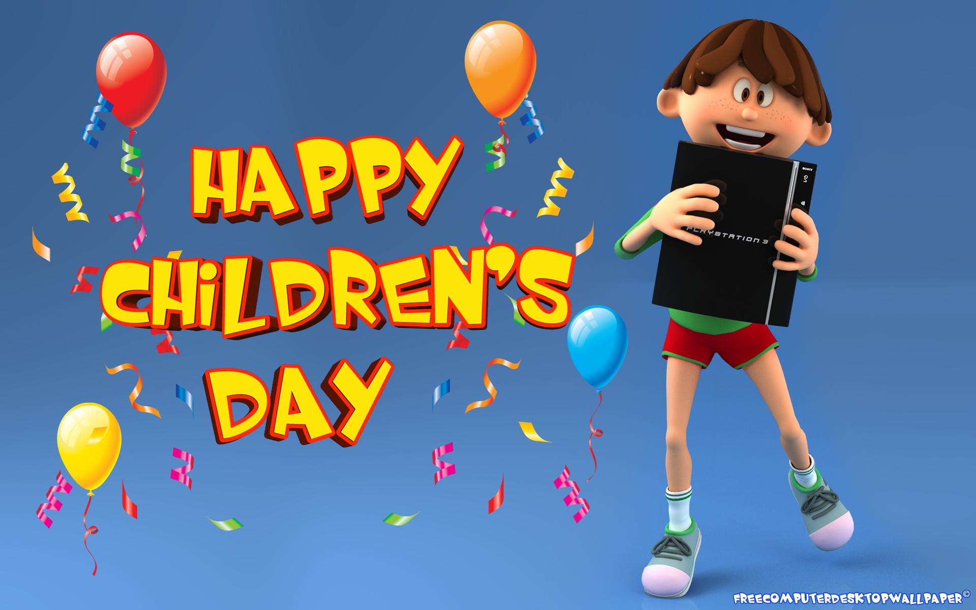 wallpaper of happy children s day computer desktop wallpaper 1920x1200