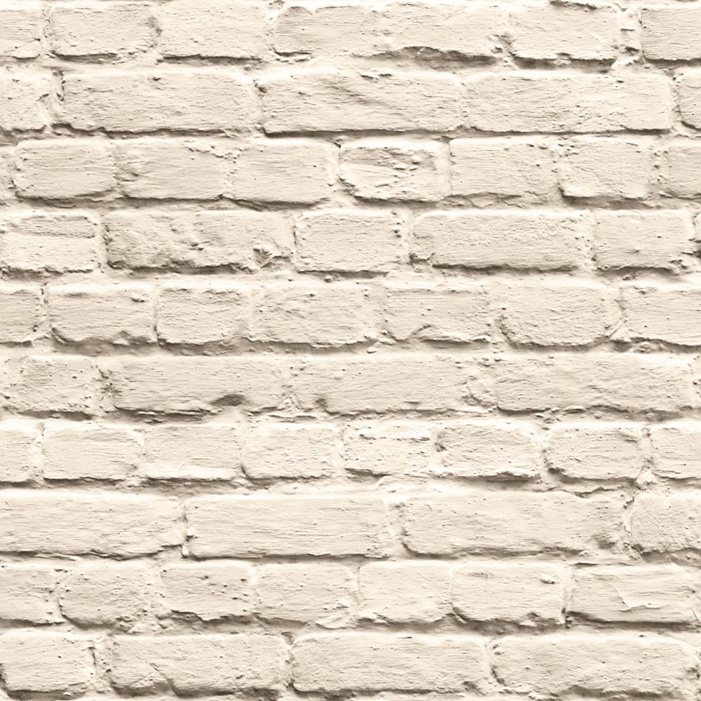 PAINTED BRICK FAUX STONE WALL MURAL WASHABLE VINYL WALLPAPER ROLL 1000x1000