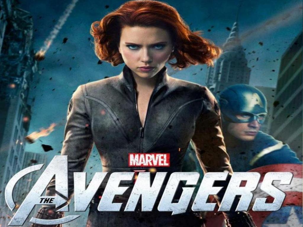 Avengers Wallpaper Picks 1024x768