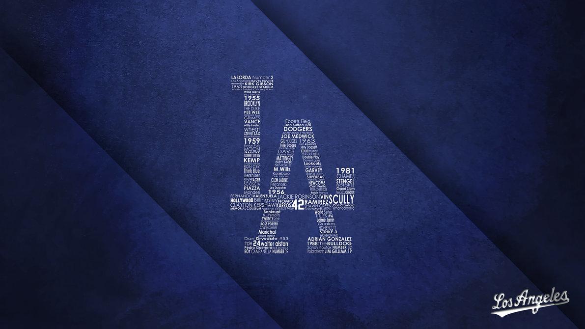 Dodgers Typo by GoDodgerz 1191x670