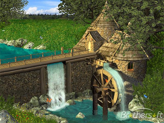 by Waterfall Wallpaper Watermill by Waterfall Wallpaper 511 Download 640x480