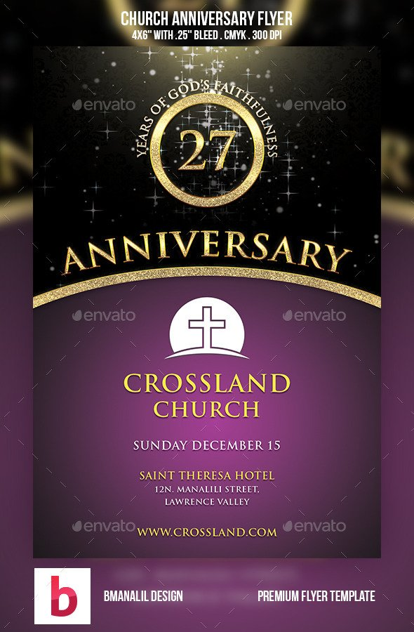Church anniversary wallpaper wallpapersafari for Free church revival flyer template