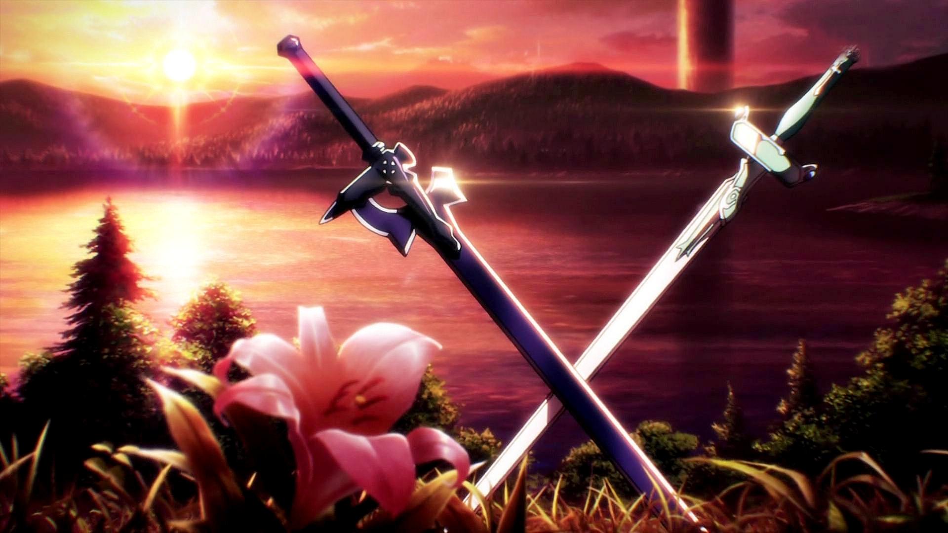 1080p Anime Wallpaper Hd Sword art online anime hd 3d 1920x1080