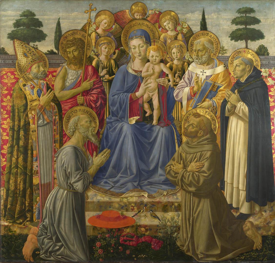 Italian Renaissance Wallpaper 1127x1080