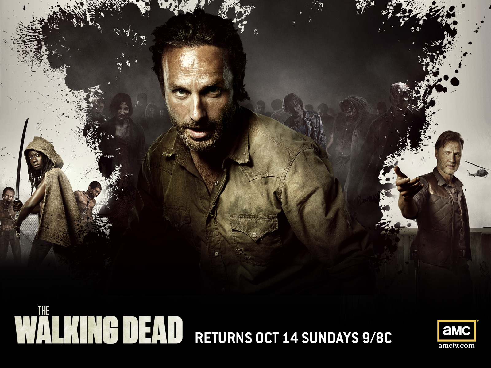 The Walking Dead - The Walking Dead Wallpaper (32297717) - Fanpop