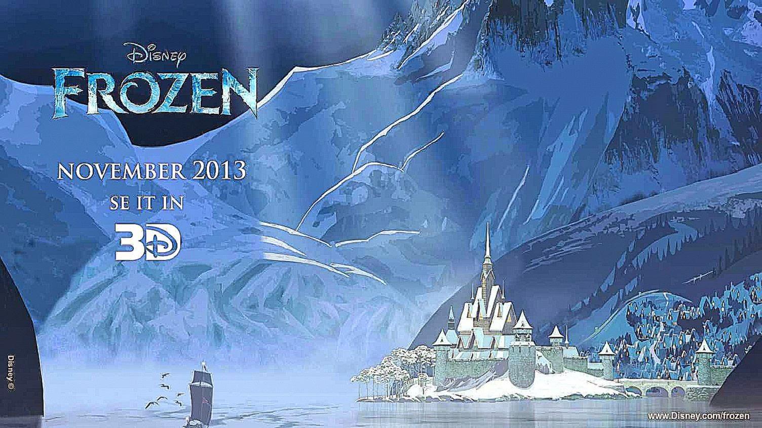 Frozen 3D Movie Wallpaper Hd View Wallpapers 1504x846