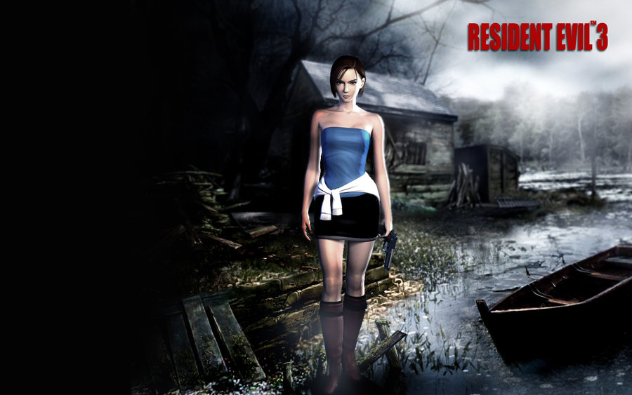 48 Resident Evil 5 Jill Valentine Wallpaper On Wallpapersafari