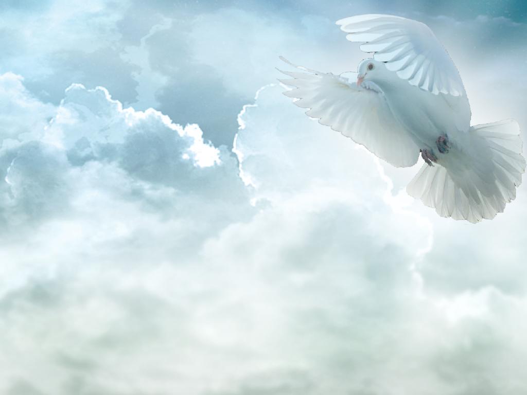 Holy Spirit Desktop Wallpaper