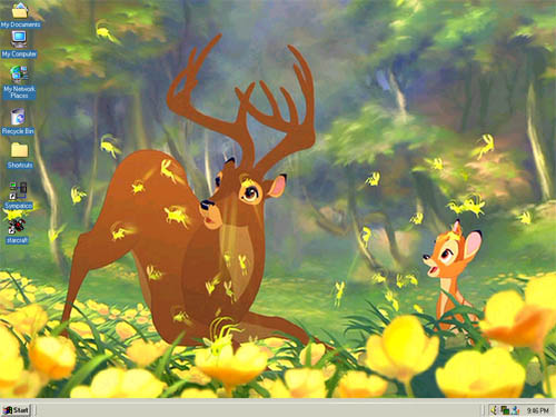 Bambi 2 Wallpaper Bambi 2 wallpaper by quicksilverstudios 500x375