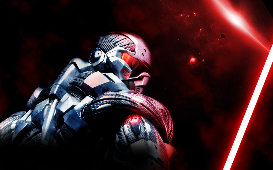 Sith Crysis Wallpaper Retouch by nerfAvari 900x563