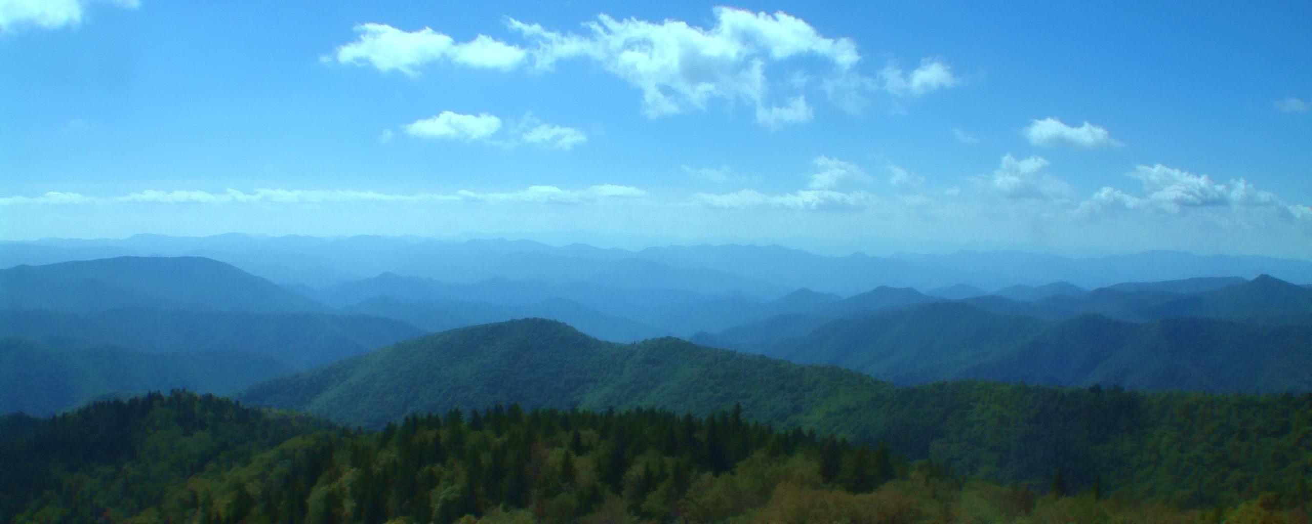 appalachian blue ridge mountains wallpaper - photo #24