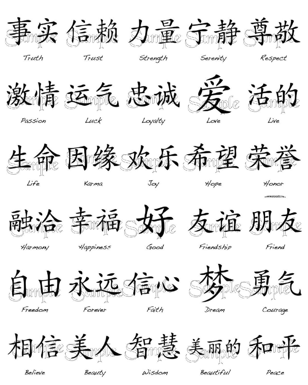 Chinese Love Symbol Wallpaper Industrifo