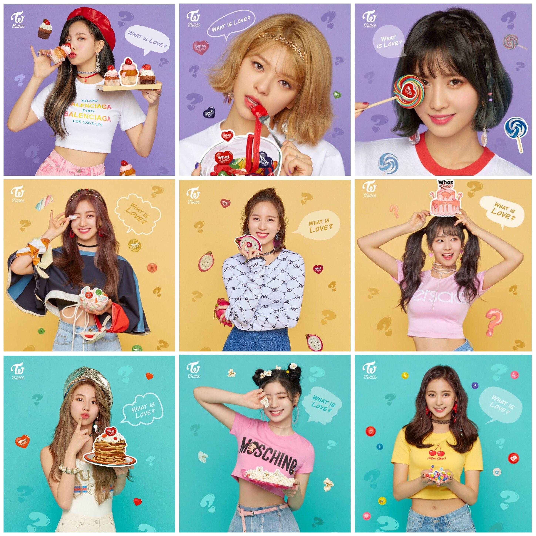 Pin by Nawa on Twice Kpop Twice what is love Nayeon 2896x2896