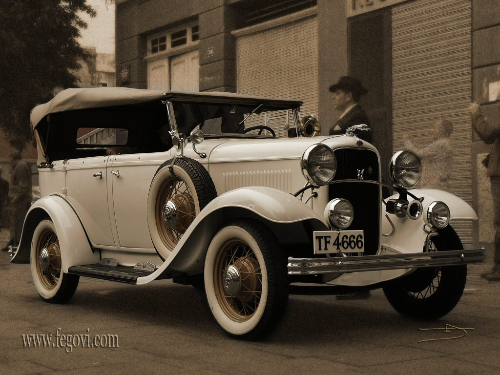 Hd Car wallpapers vintage car wallpaper 1024x768