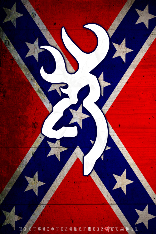 Confederate flag wallpaper for iphone wallpapersafari browning symbol tumblr voltagebd Images