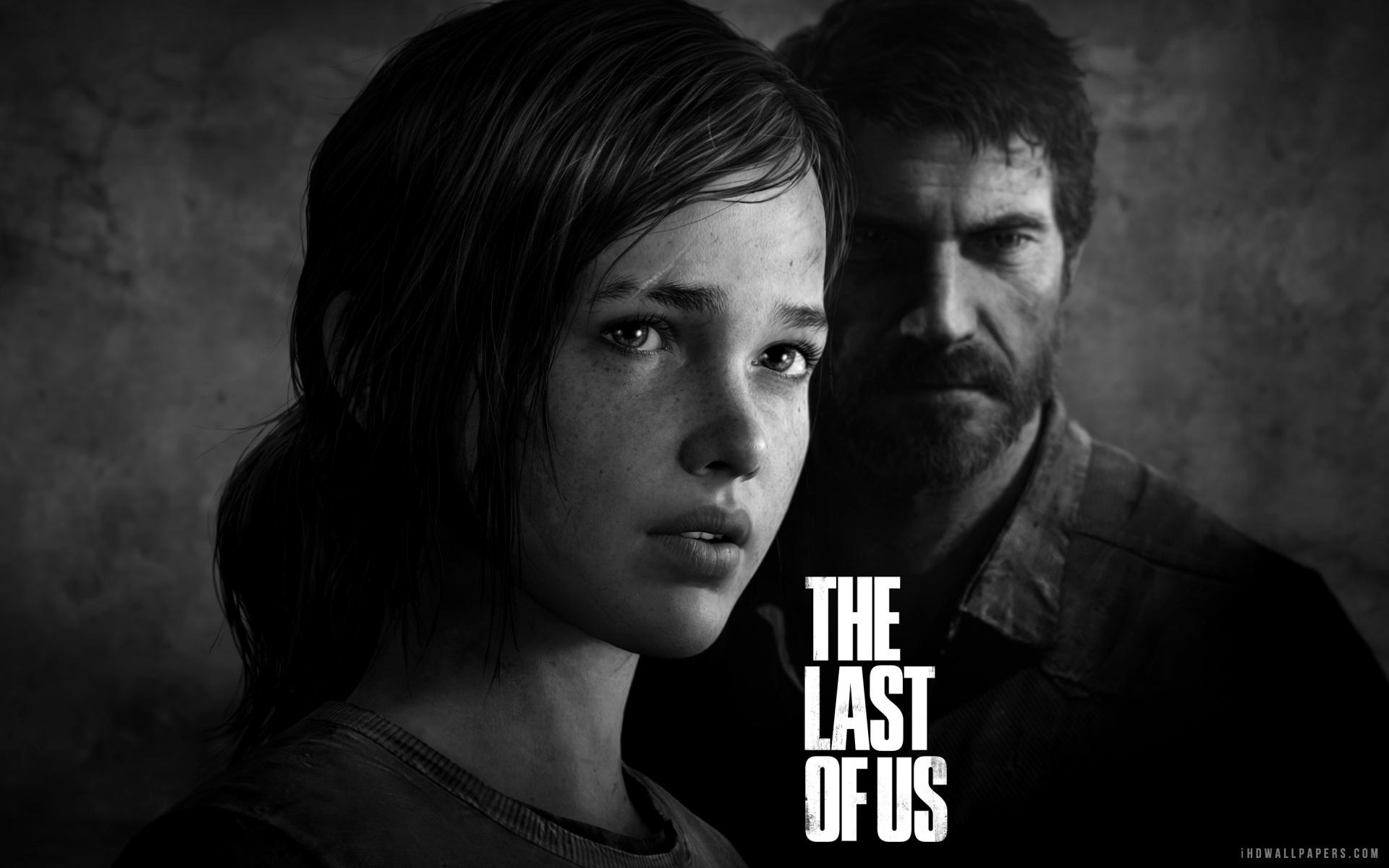 Ellie Joel in The Last of Us HD Wallpaper   iHD Wallpapers 1920x1200