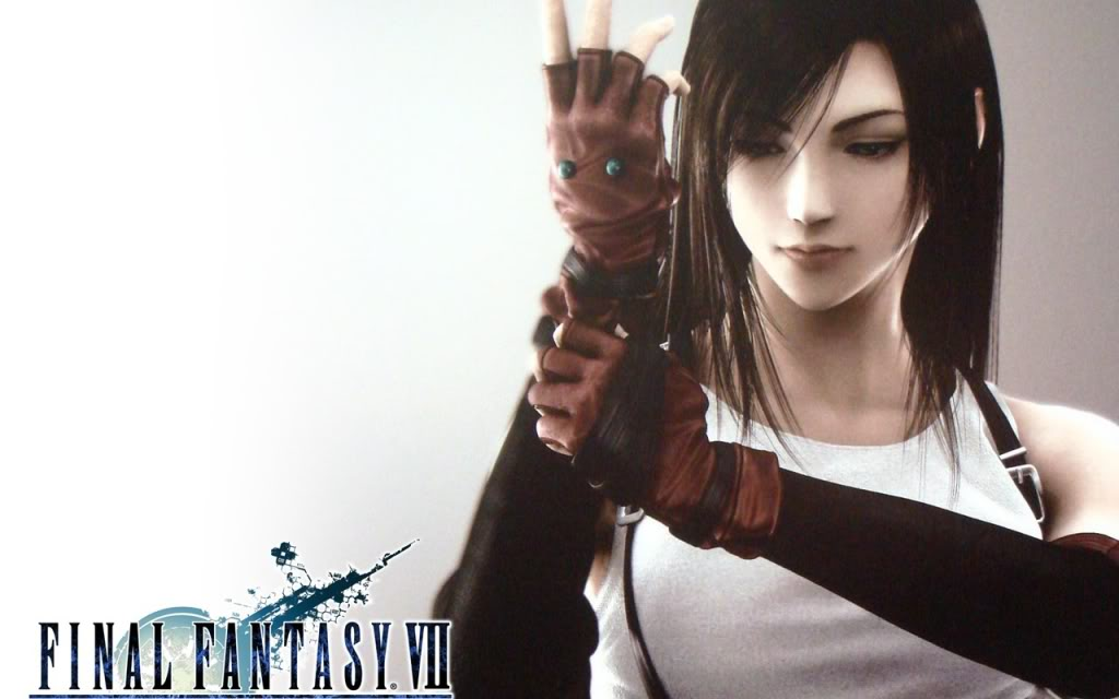 Final Fantasy VII Wallpapers Design Hey Creative 1024x640
