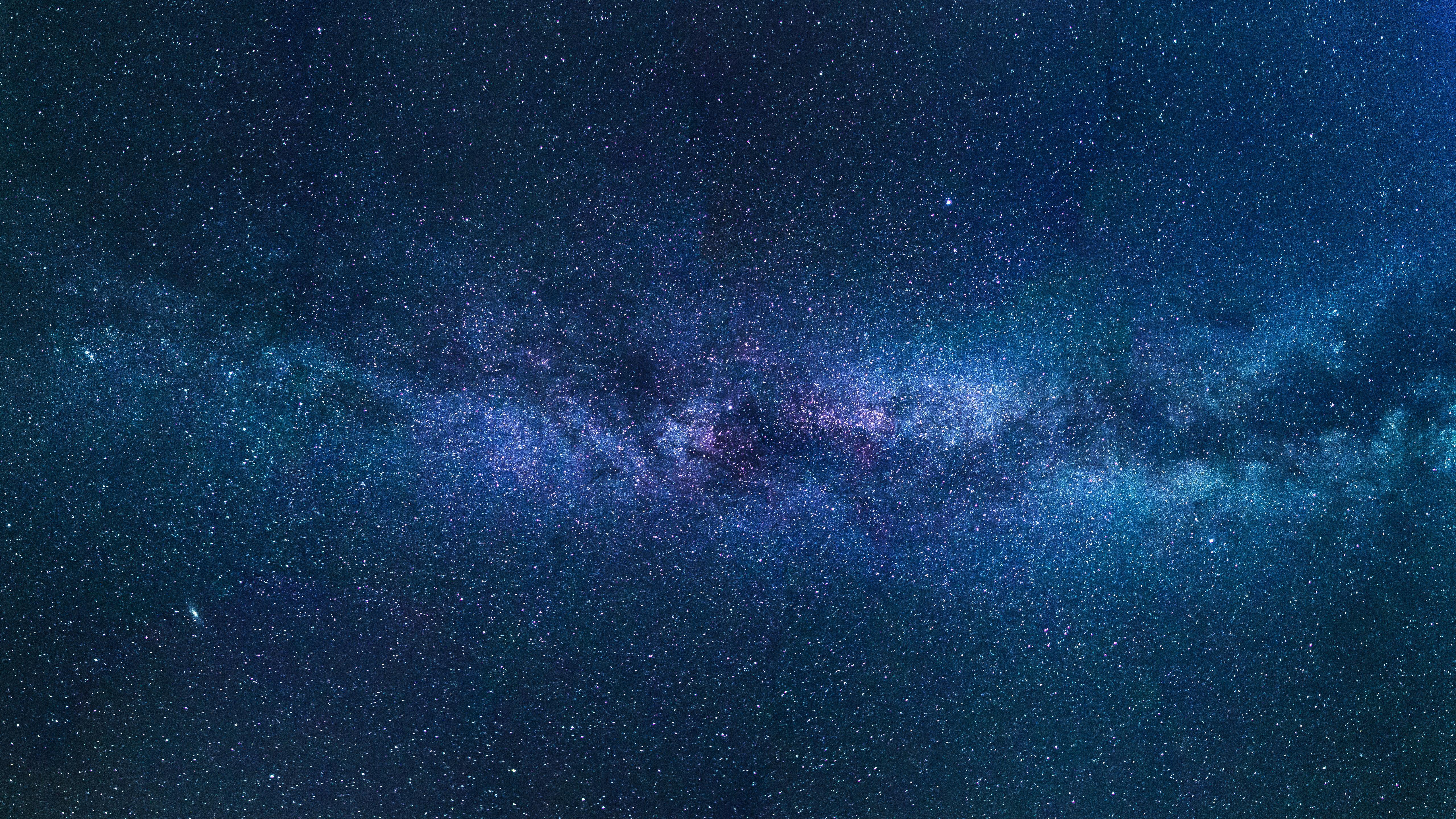 5120 x 2880] Milky Way wallpaper 5120x2880