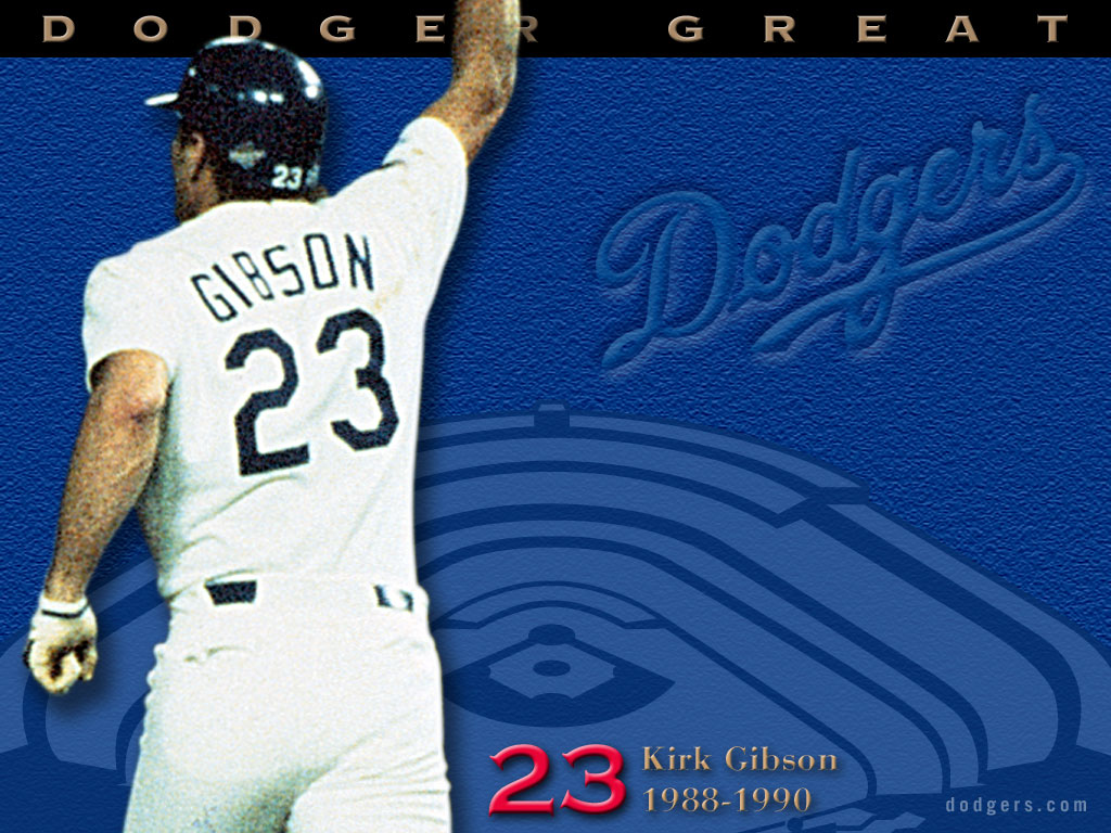 Wallpapers Los Angeles Dodgers 1024x768