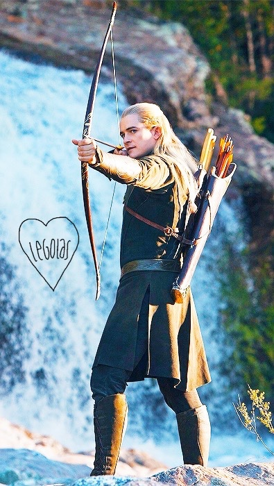 Orlando Bloom As Legolas Greenleaf Legolas iPhone Wallpap...