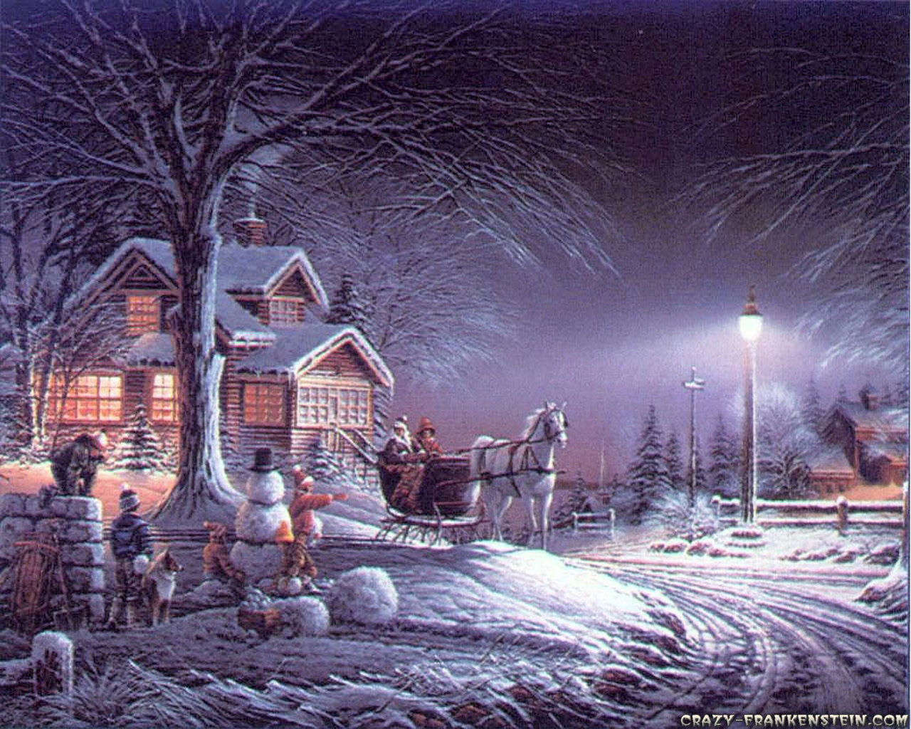 1280x1024px Old Fashioned Christmas Wallpaper - WallpaperSafari