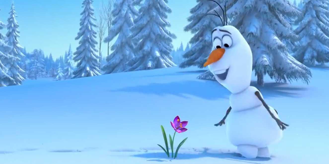 Frozen First Trailer Watch   Business Insider 1325x662