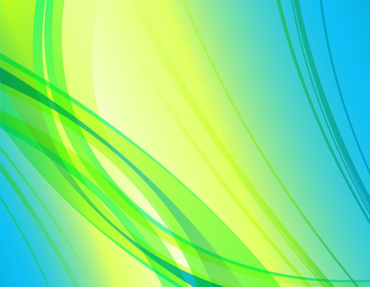 Abstract Green Blue Yellow Background Vector Graphic Vector 764x593