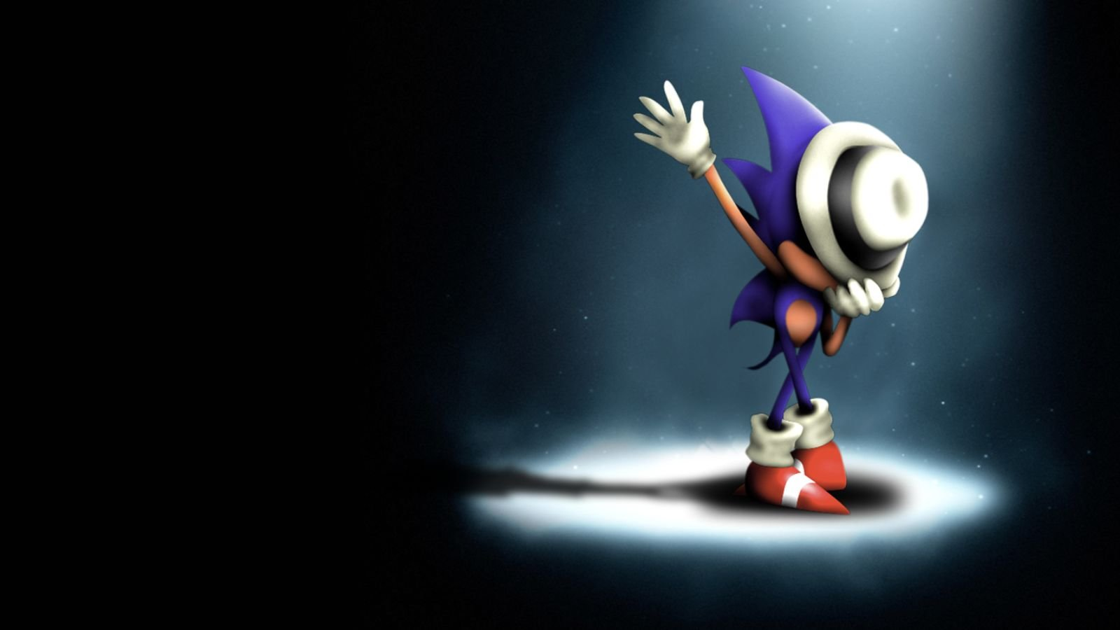 Michael Jackson Sonic Sega Entertainment Wallpaper Wallpapers Style 1600x900