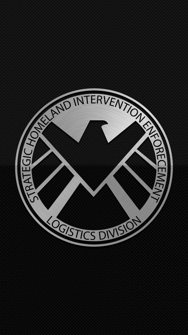 Marvel Shield Logo Wallpaper - WallpaperSafari