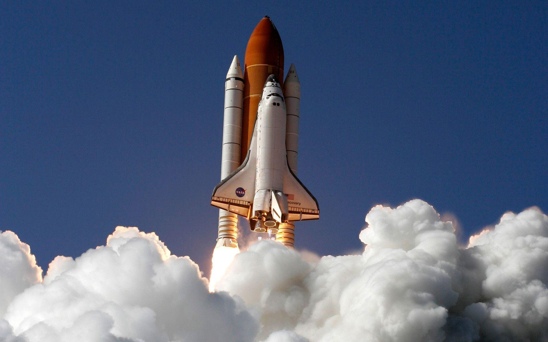 Space Shuttle Desktop Wallpapers 1920x1200