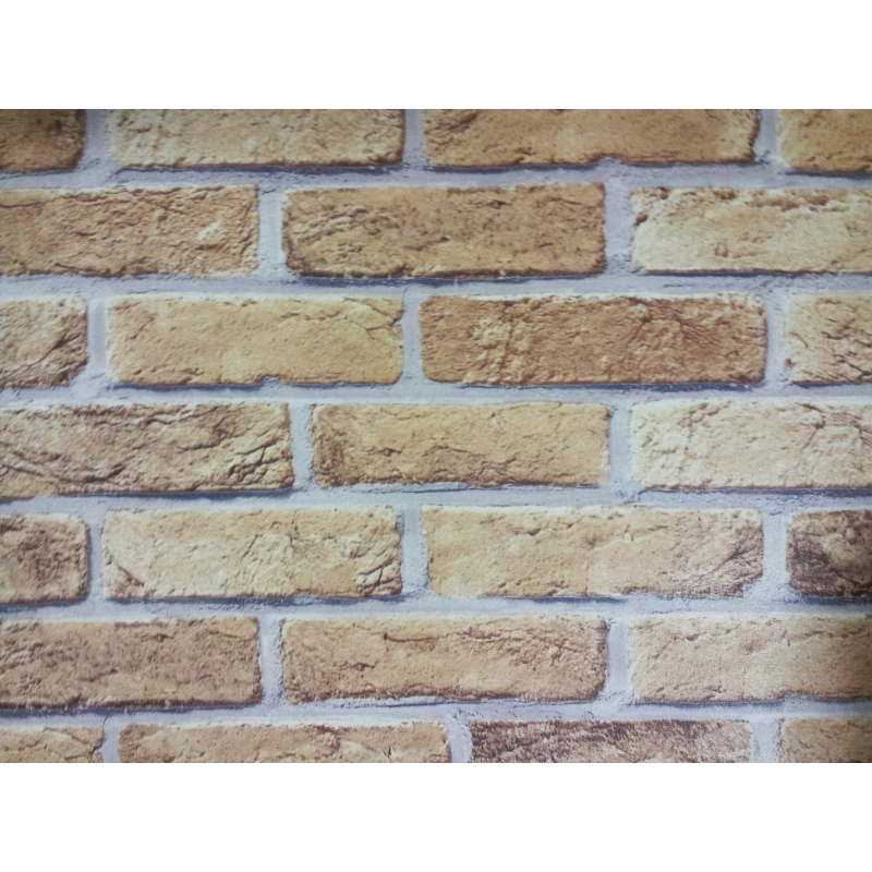brick white embossed vinyl faux stone wallpaper thick 50cm mjpg 800x800