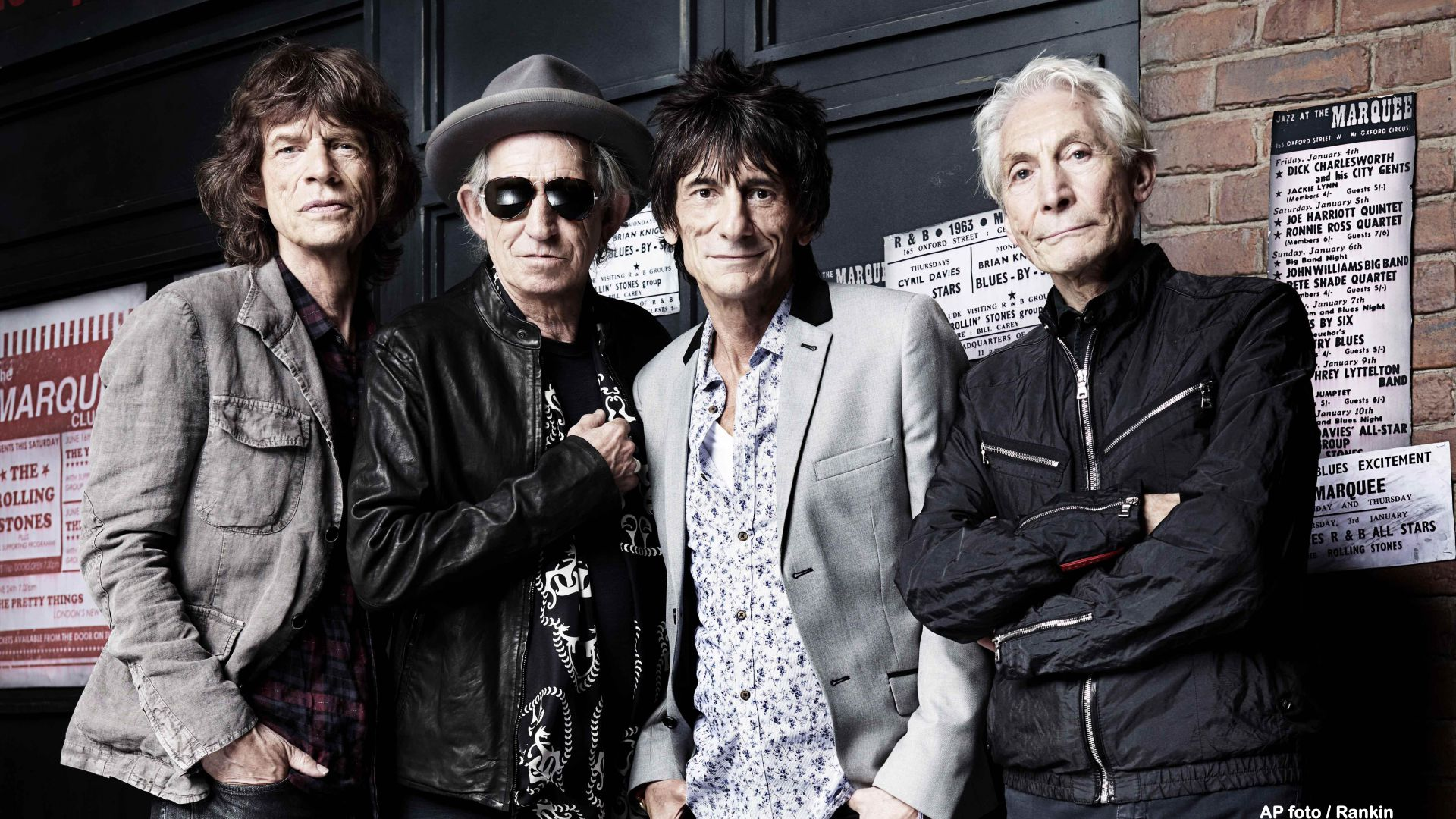 Wallpaper Rolling Stones Top music artist and bands Mick Jagger 1920x1080