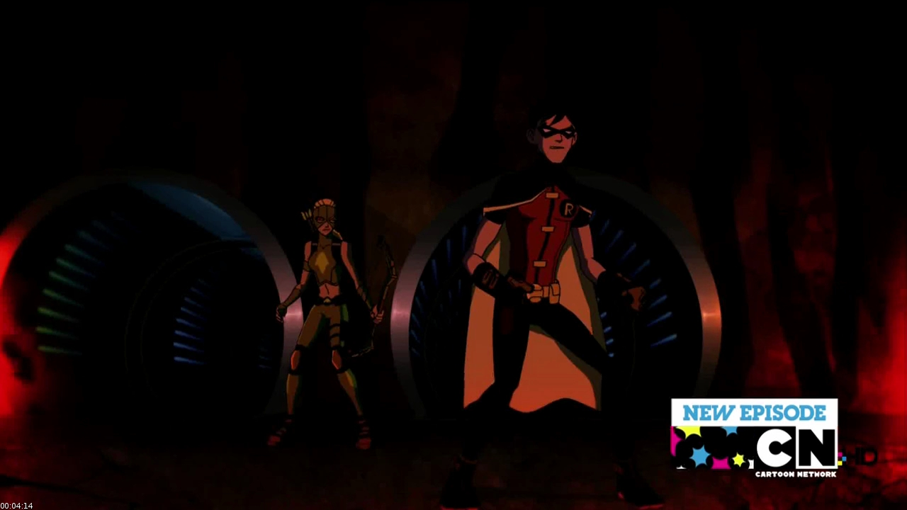 Kayla Delgado young justice wallpaper hd 1280x720