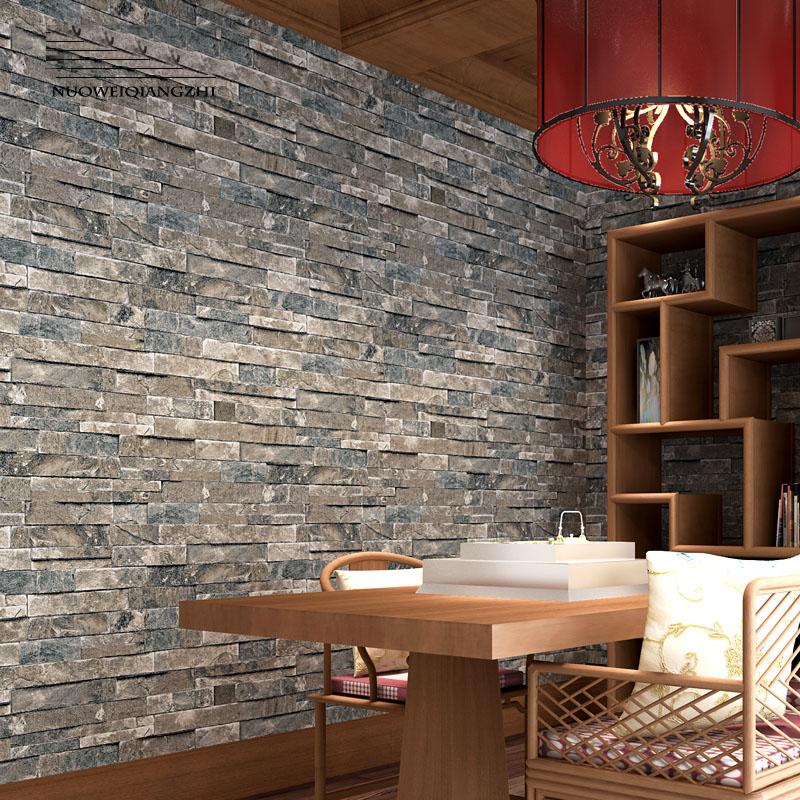 3d Faux Brick Wallpaper Wallpapersafari