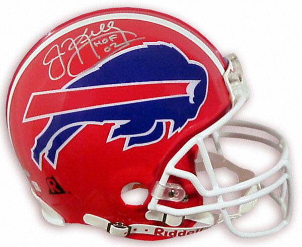 Jim Kelly Buffalo Bills Helmet Wallpaper 600x492