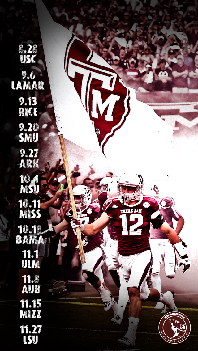 Texas AM Wallpapers Browser Themes More for Aggie Fans 640x1136