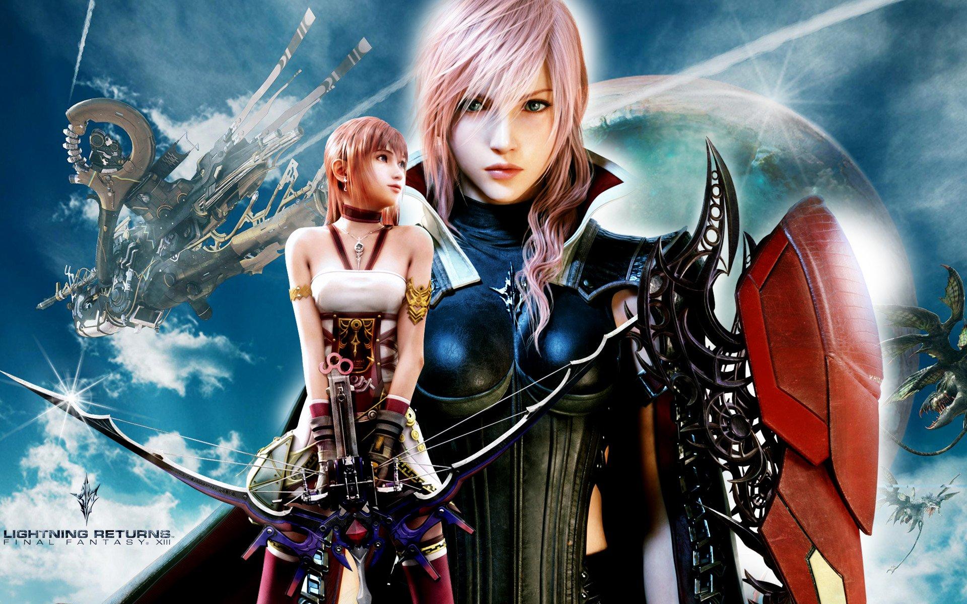 Lightning Returns Final Fantasy XIII Wallpapers HD Wallpapers 1920x1200