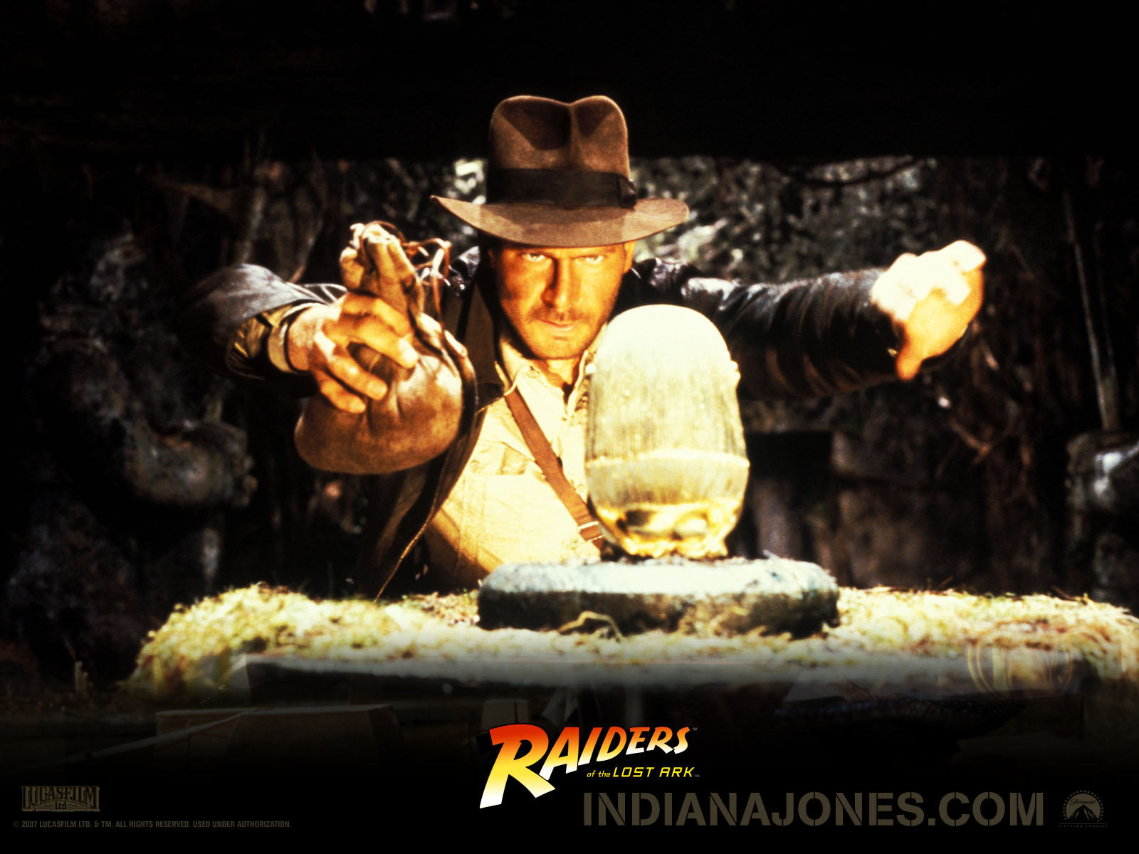 Indiana Jones images Raiders of the Lost Ark HD wallpaper and 1600x1200