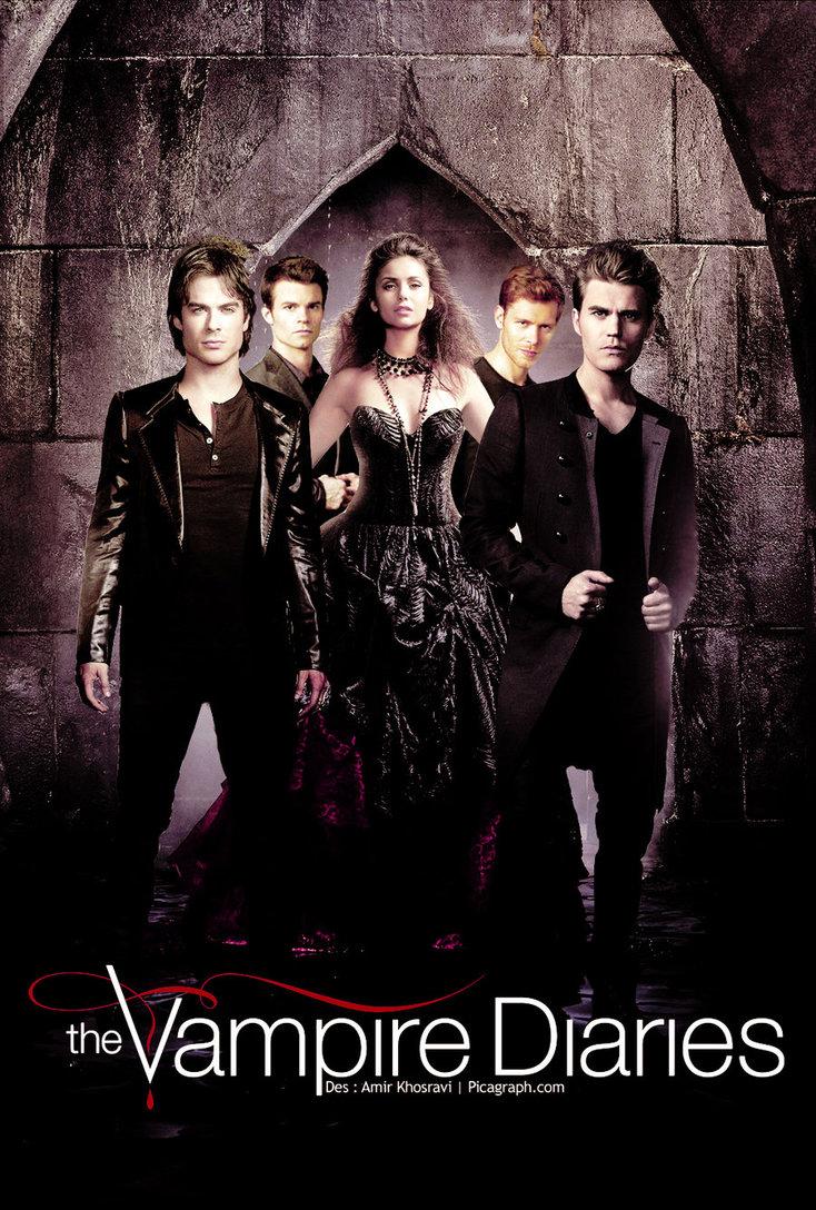 Download Vampire Diaries Iphone Wallpaper Gallery