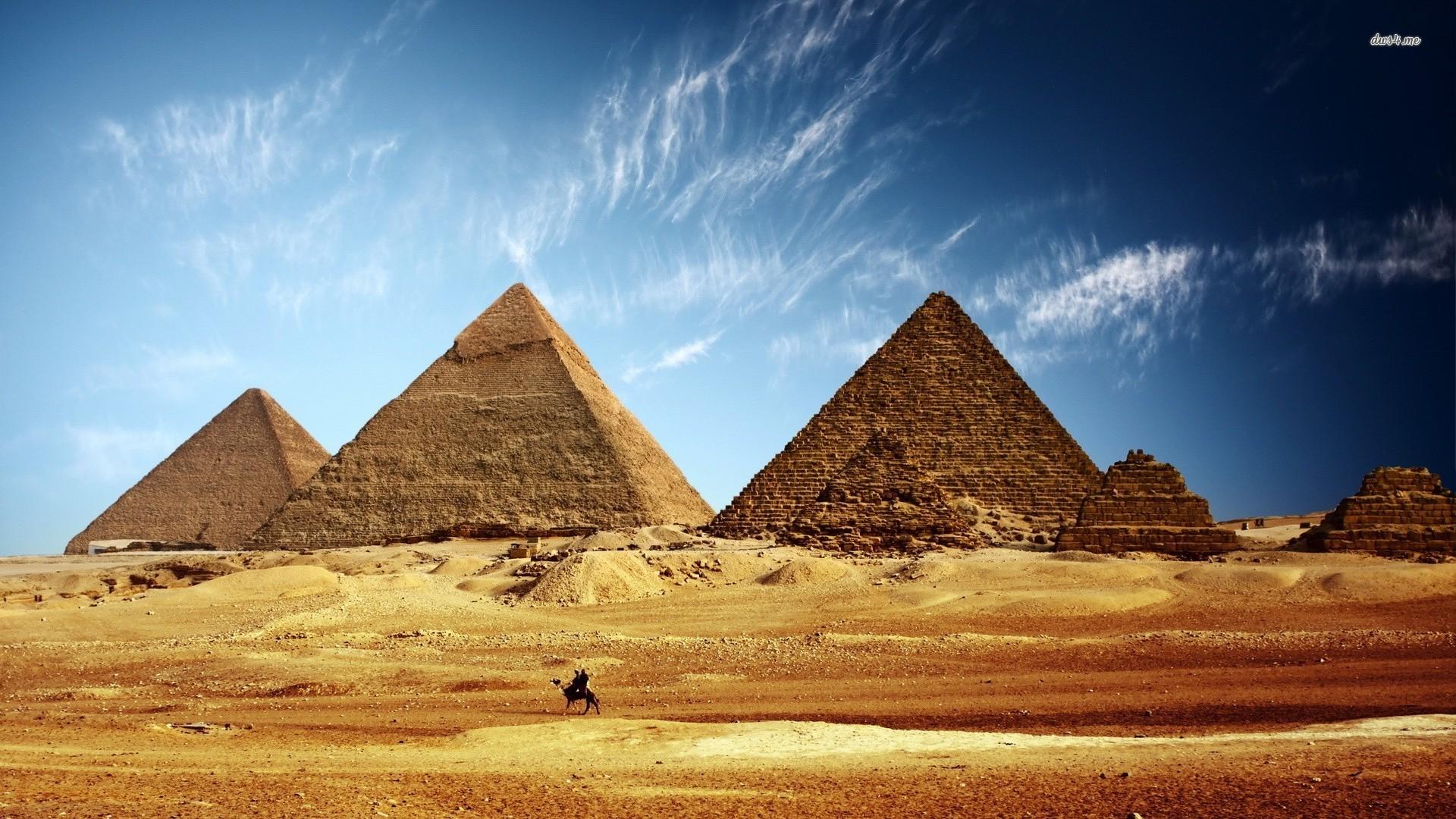 70 Giza Pyramids Wallpaper On Wallpapersafari