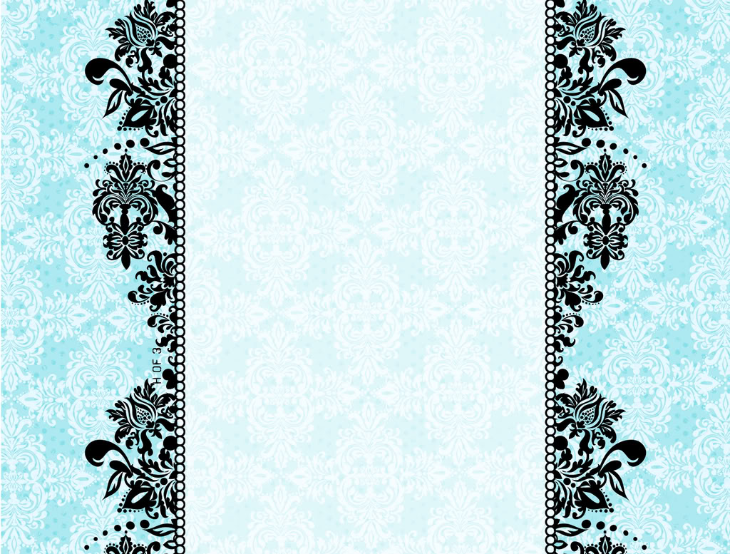 Black And Blue Damask Background Photo by DamaskBelle Photobucket 1024x777
