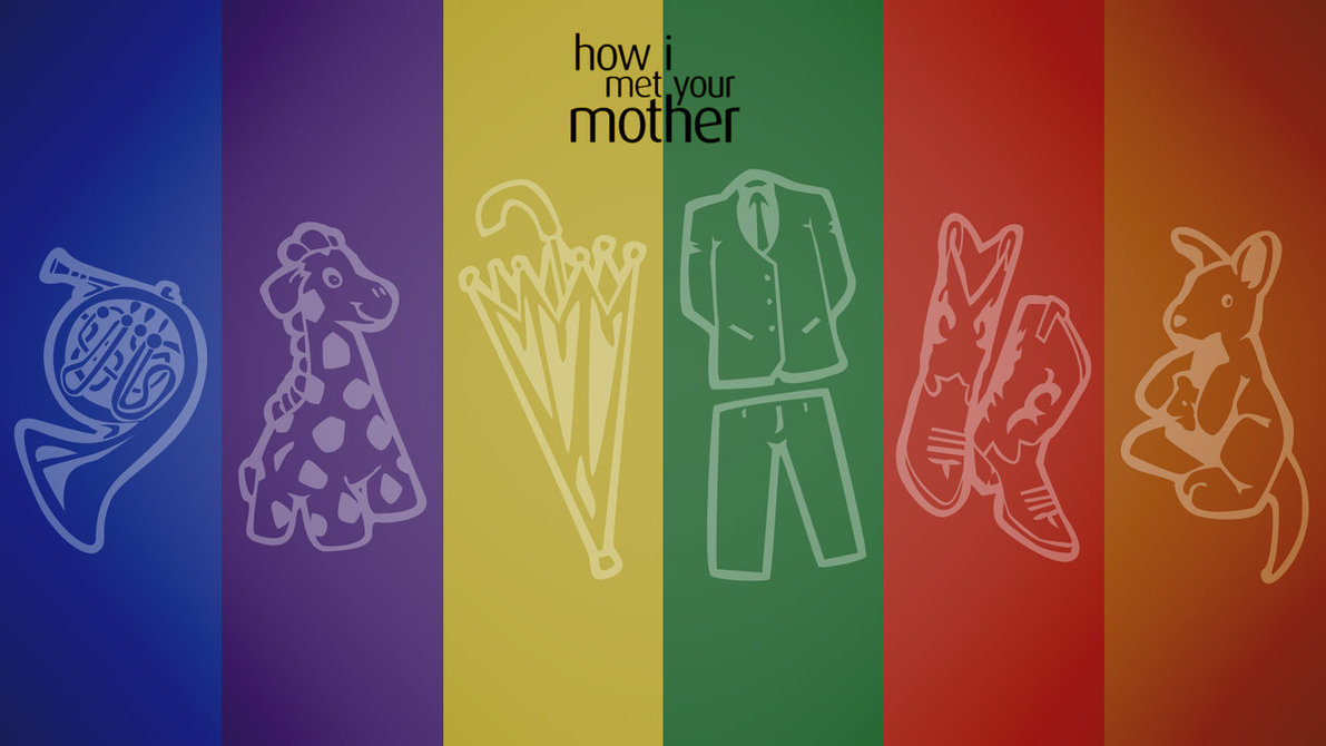 Wallpaper from our favorite moment from the HIMYM Finale HIMYM 1191x670