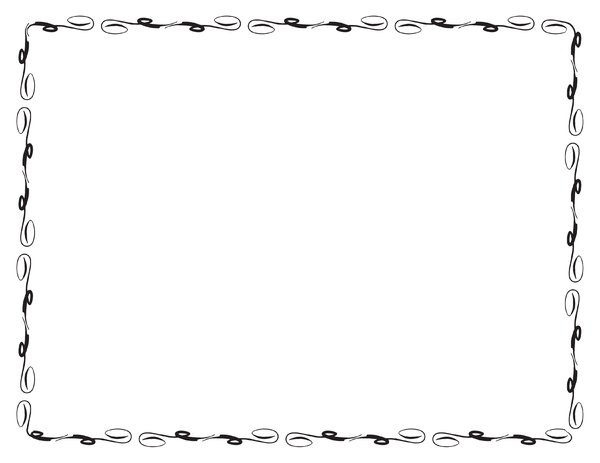 Border   Scrolls A fancy seamless border that can be used on letter 600x463