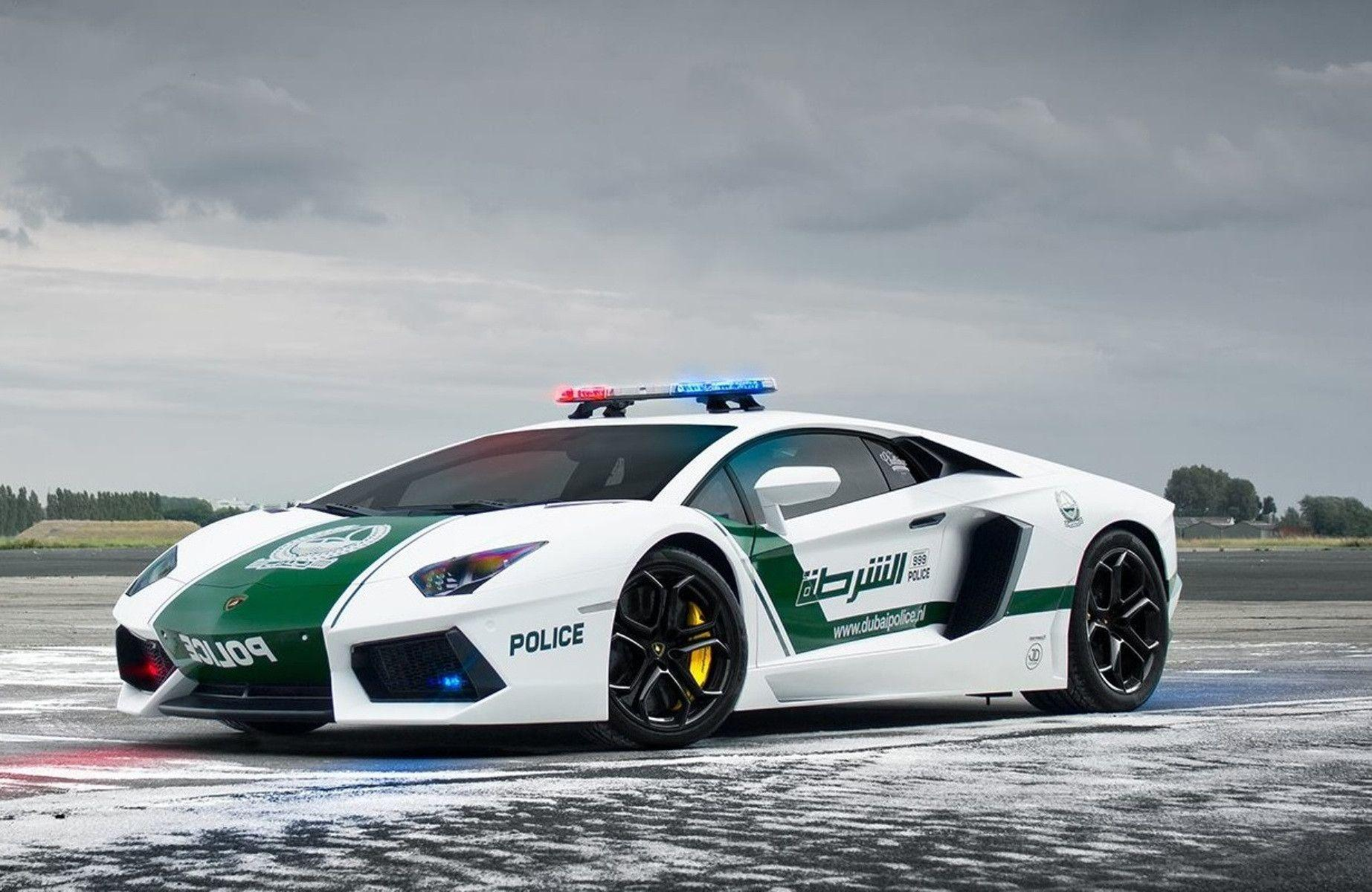 Police Car Wallpapers 1845x1200